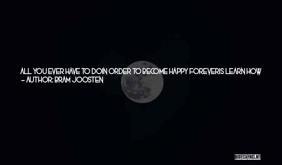 Bram Joosten Quotes 822197