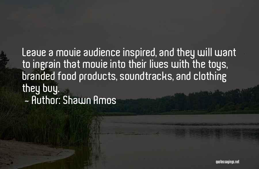 Branded Products Quotes By Shawn Amos