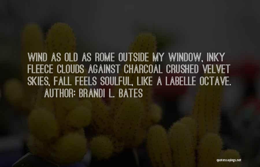 Brandi L. Bates Quotes 820300