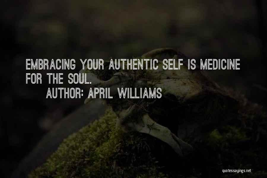 Branding Yourself Quotes By April WIlliams
