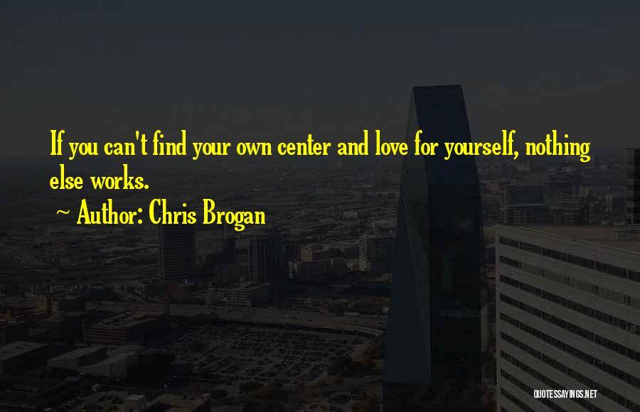 Branding Yourself Quotes By Chris Brogan