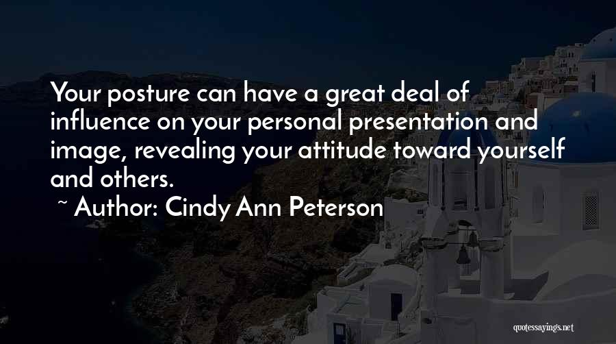 Branding Yourself Quotes By Cindy Ann Peterson