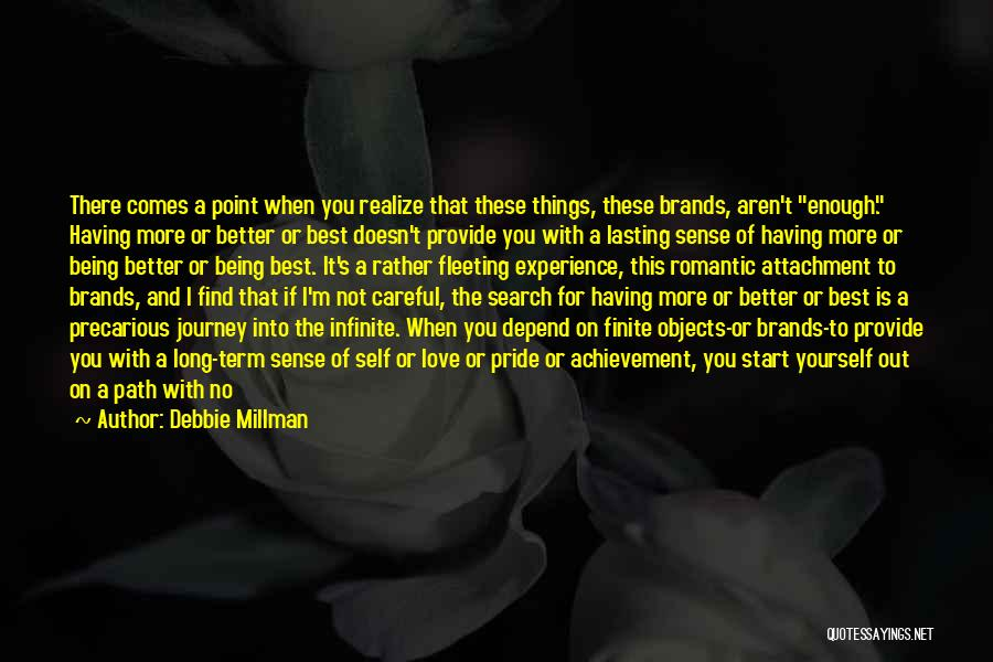 Branding Yourself Quotes By Debbie Millman