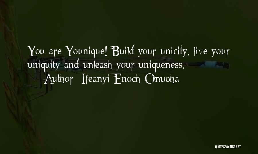 Branding Yourself Quotes By Ifeanyi Enoch Onuoha