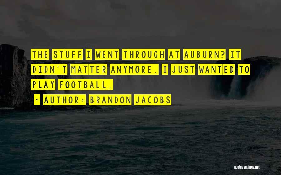 Brandon Jacobs Quotes 1179095