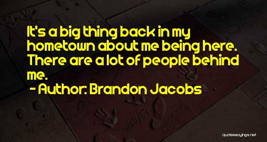 Brandon Jacobs Quotes 1254555