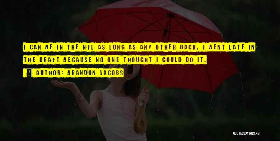 Brandon Jacobs Quotes 164011