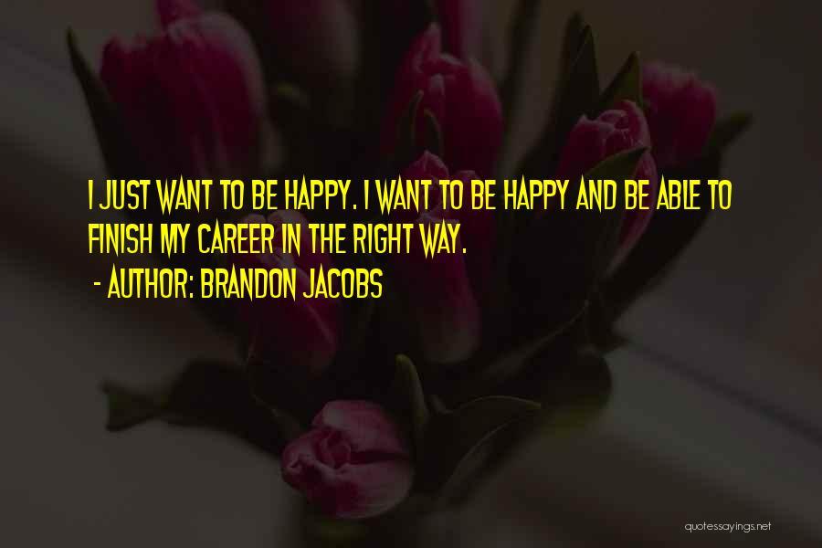 Brandon Jacobs Quotes 1899247
