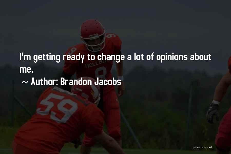Brandon Jacobs Quotes 2093374
