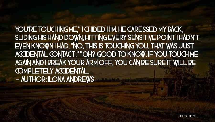 Break Even Point Quotes By Ilona Andrews