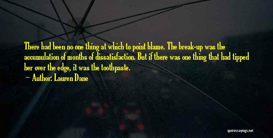 Break Even Point Quotes By Lauren Dane