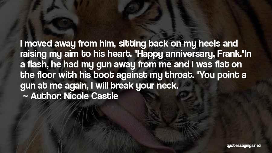 Break Even Point Quotes By Nicole Castle