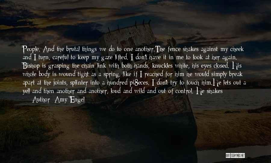 Break Neck Quotes By Amy Engel