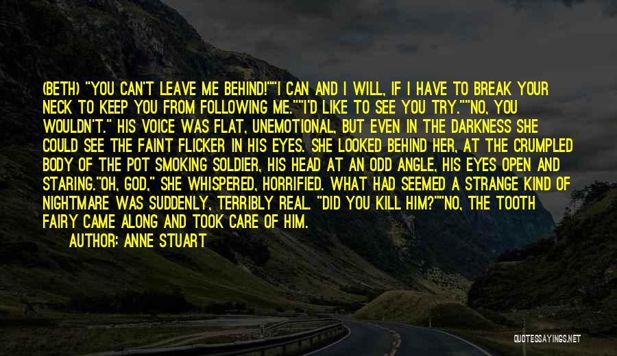 Break Neck Quotes By Anne Stuart