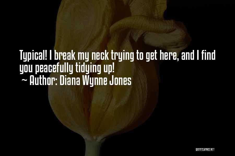 Break Neck Quotes By Diana Wynne Jones