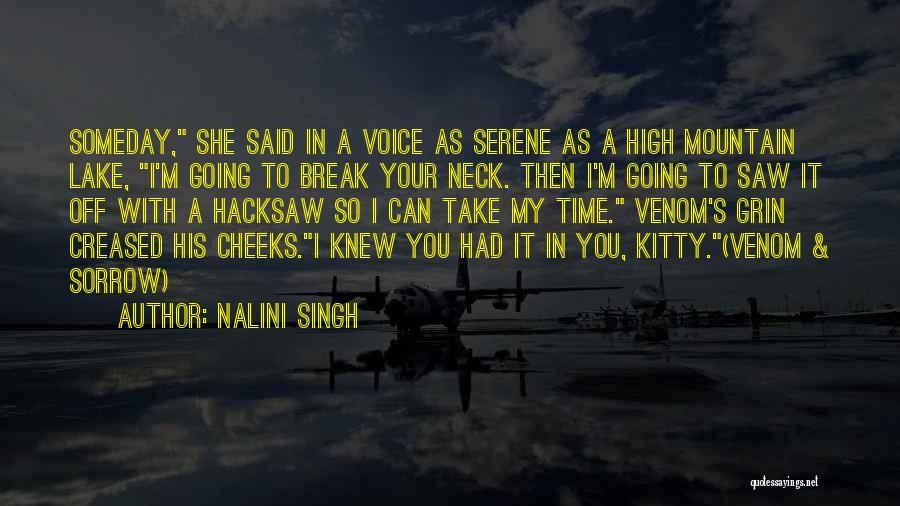 Break Neck Quotes By Nalini Singh