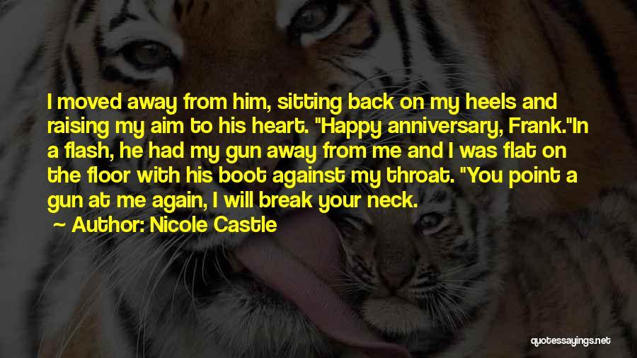 Break Neck Quotes By Nicole Castle