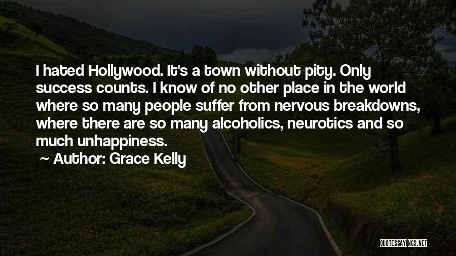 Breakdowns Quotes By Grace Kelly