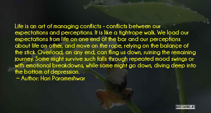 Breakdowns Quotes By Hari Parameshwar