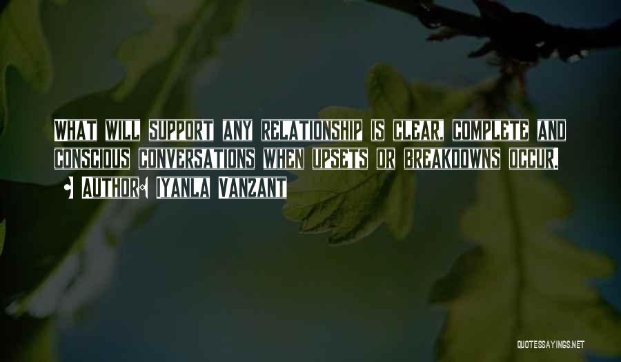 Breakdowns Quotes By Iyanla Vanzant