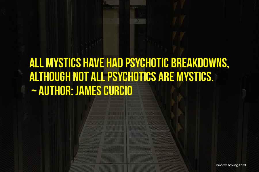 Breakdowns Quotes By James Curcio