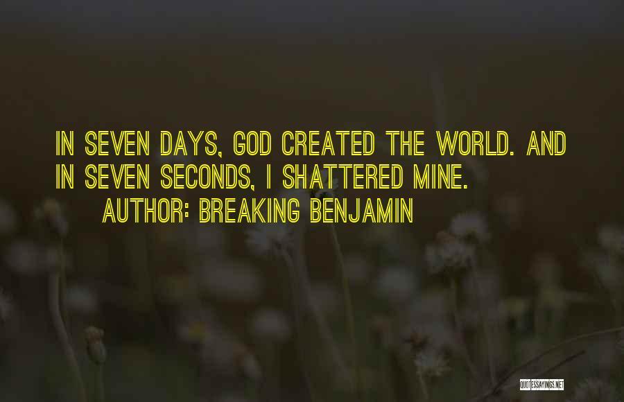 Breaking Benjamin Quotes 1783698
