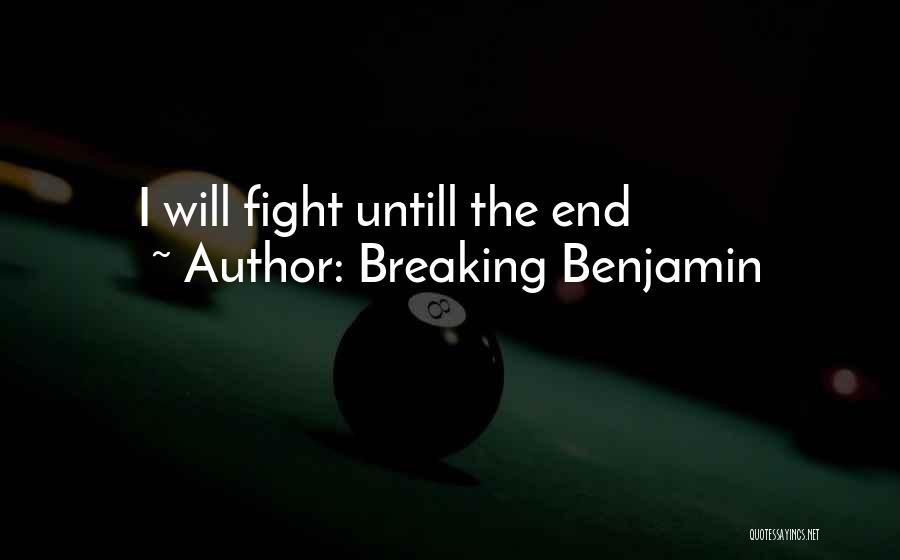 Breaking Benjamin Quotes 2177481