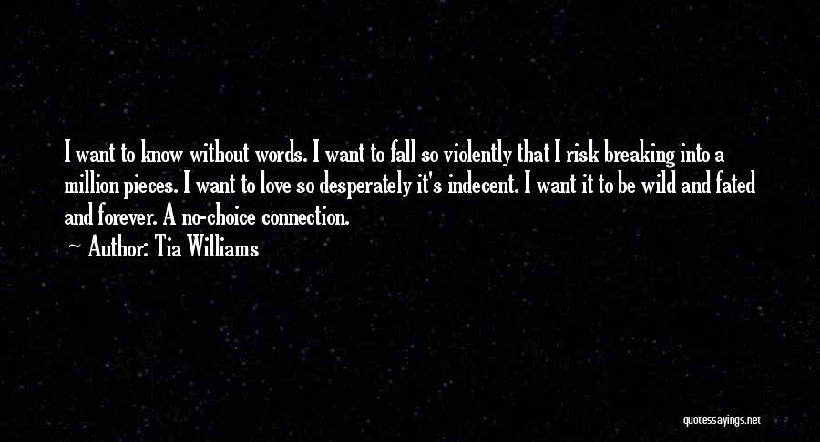 Breaking Into Pieces Quotes By Tia Williams