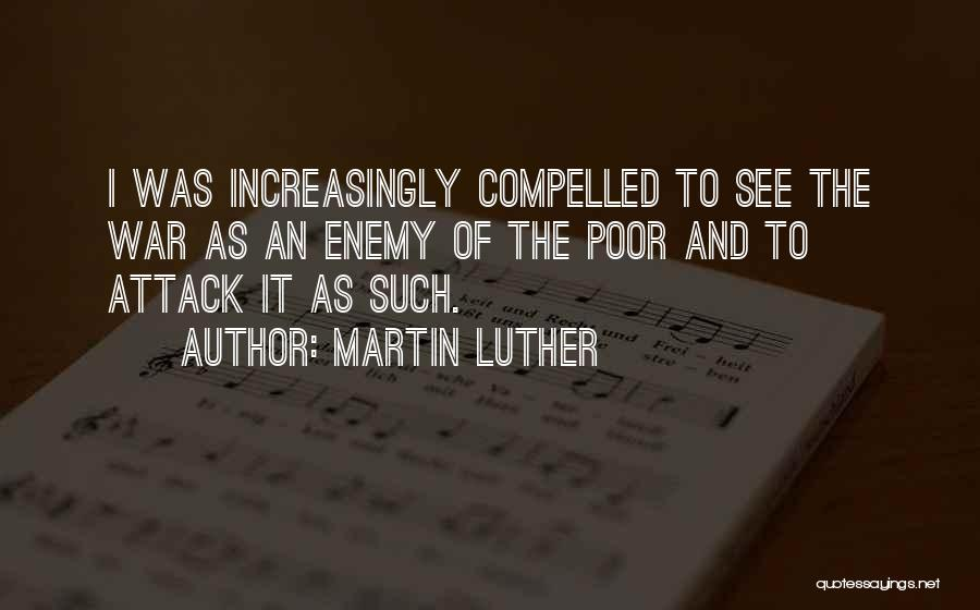 Breaking My Silence Quotes By Martin Luther