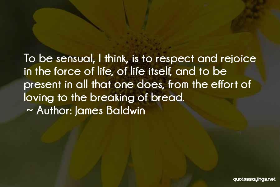 Breaking Up And Still Loving Them Quotes By James Baldwin