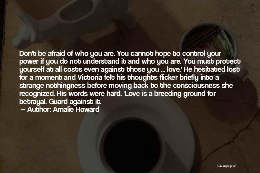 Breeding Quotes By Amalie Howard