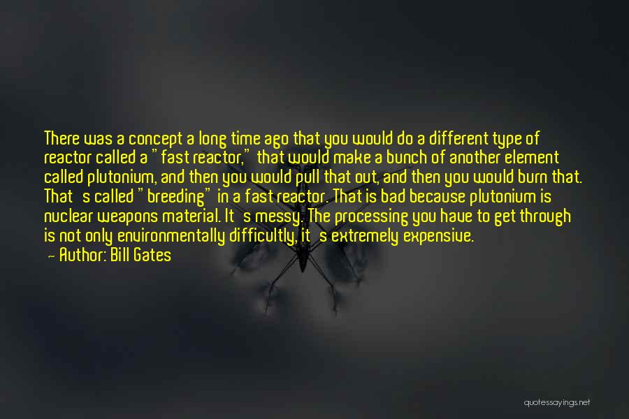 Breeding Quotes By Bill Gates