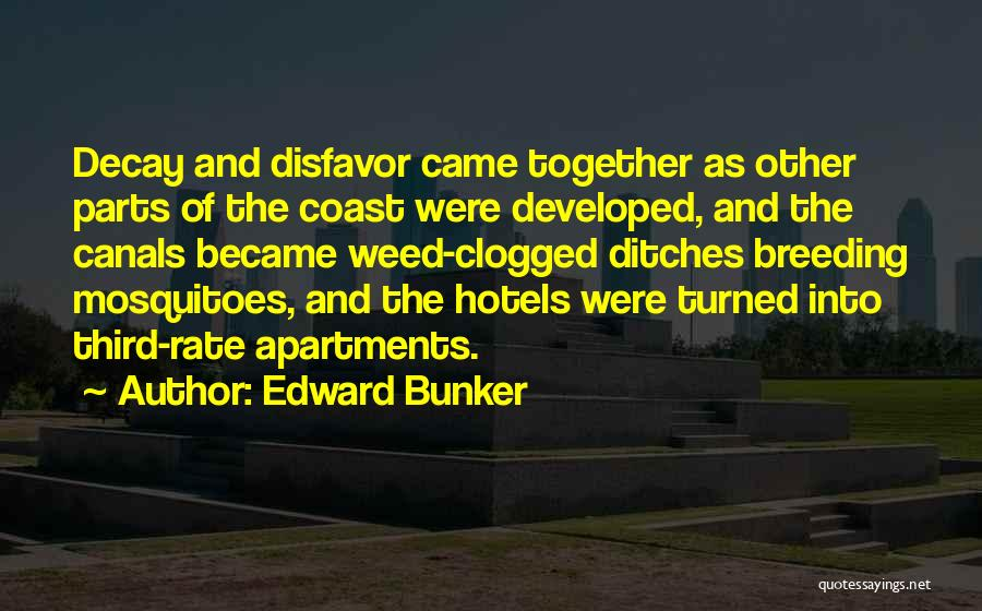 Breeding Quotes By Edward Bunker