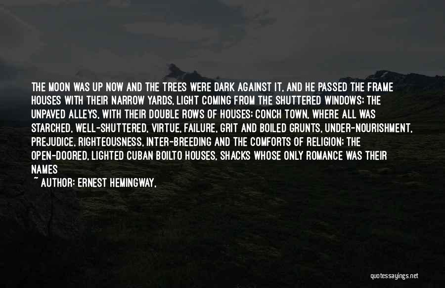 Breeding Quotes By Ernest Hemingway,