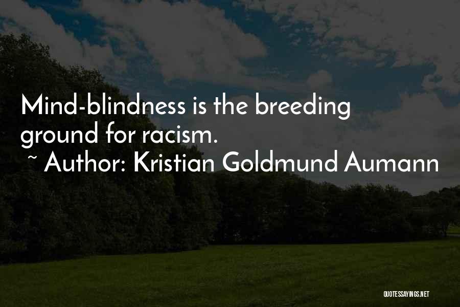Breeding Quotes By Kristian Goldmund Aumann