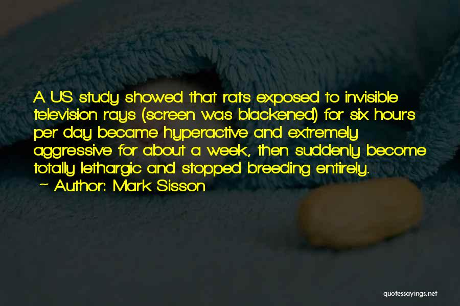 Breeding Quotes By Mark Sisson