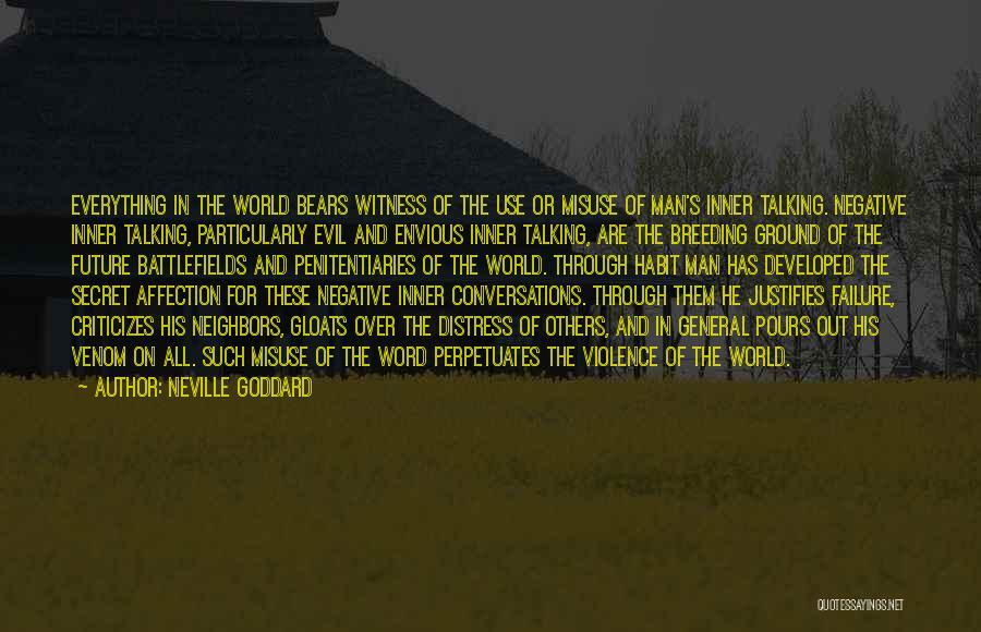 Breeding Quotes By Neville Goddard