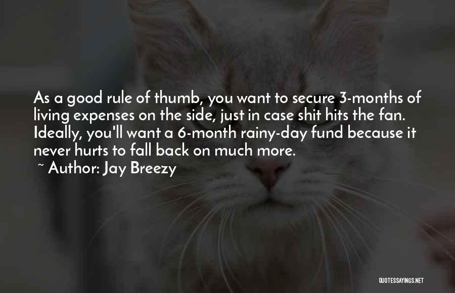 Breezy Quotes By Jay Breezy