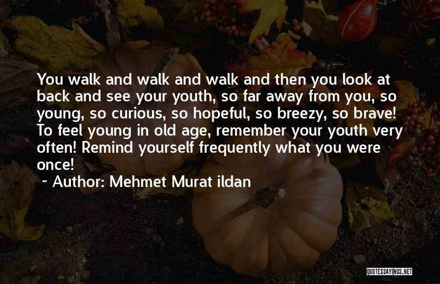 Breezy Quotes By Mehmet Murat Ildan