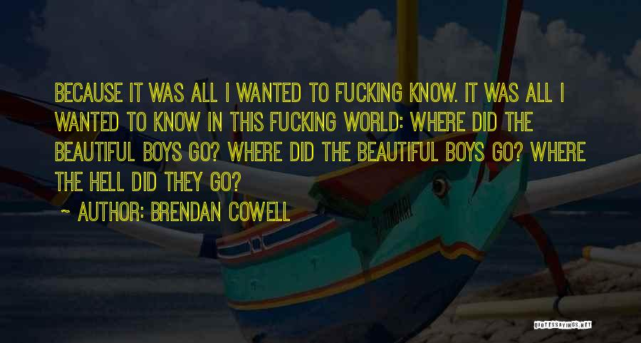 Brendan Cowell Quotes 2069635