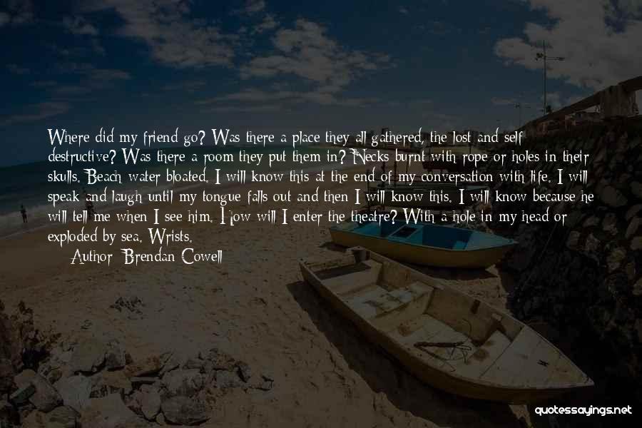 Brendan Cowell Quotes 584410