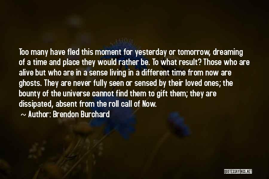 Brendon Burchard Quotes 196154