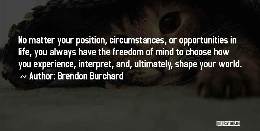 Brendon Burchard Quotes 213192