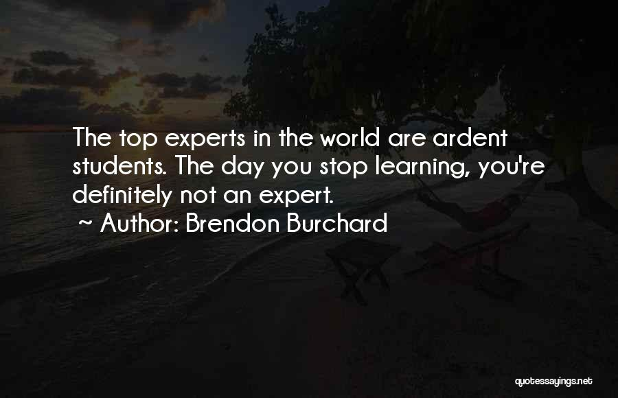 Brendon Burchard Quotes 270644