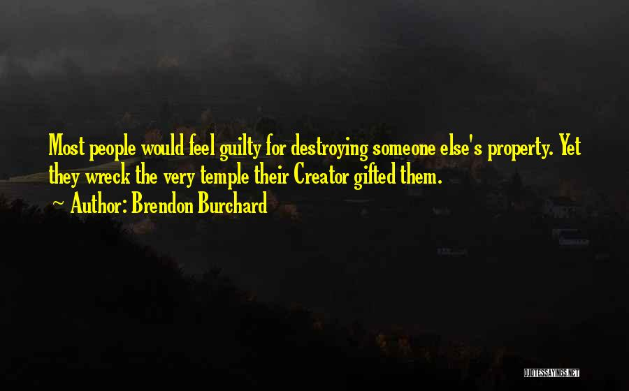 Brendon Burchard Quotes 338083