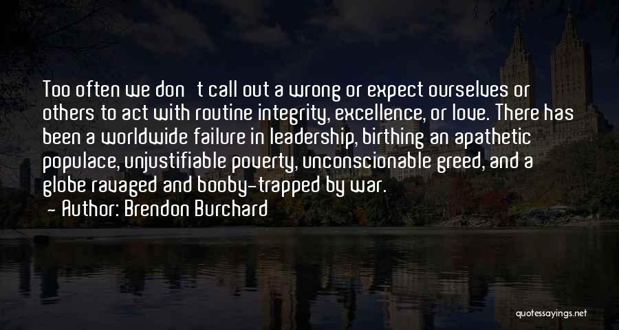 Brendon Burchard Quotes 972140