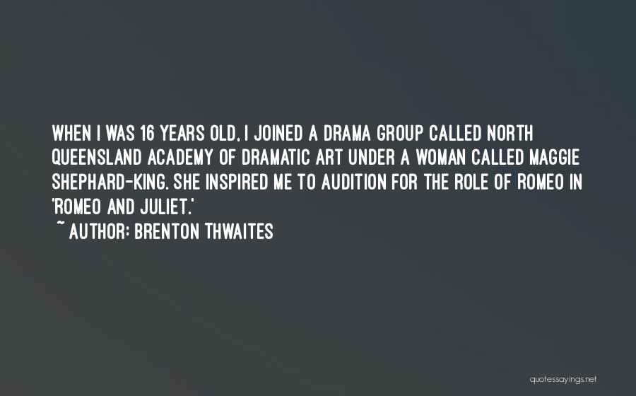 Brenton Thwaites Quotes 215340