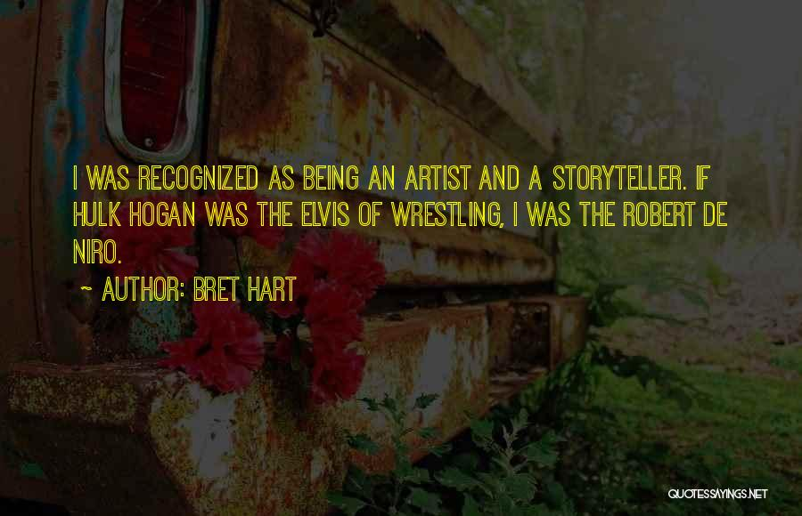 Bret Hart Quotes 1340436