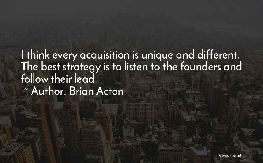 Brian Acton Quotes 804322