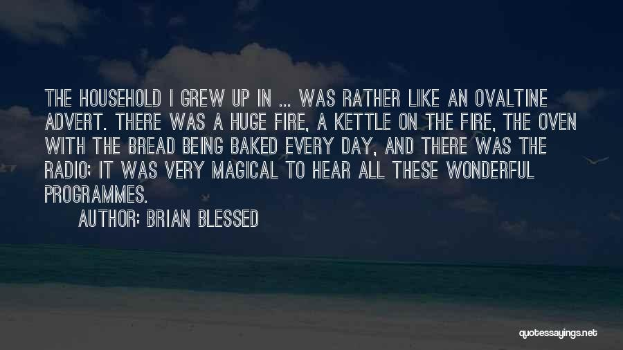Brian Blessed Quotes 1077708